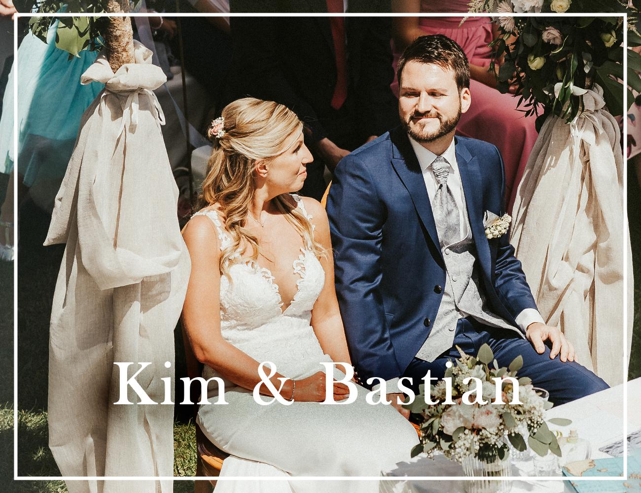 Kim und Bastian 2